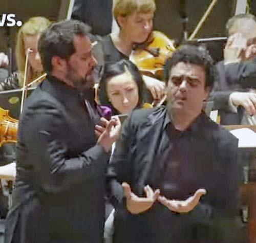 baritono e tenore