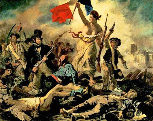 libertà.Delacroix