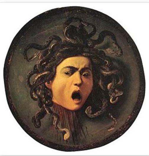 Medusa di Caravaggio