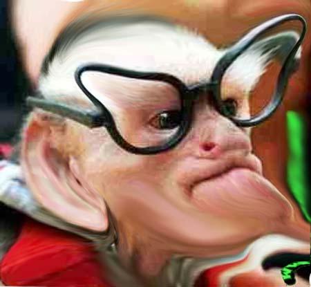 occhiali finti