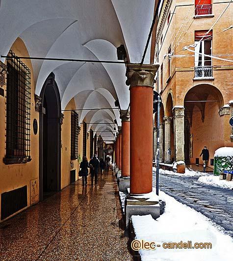 Portico a Bologna