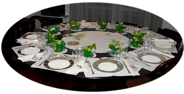 tavola da 12